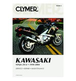 Clymer Manual Kawasaki ZX-6 1990-2004