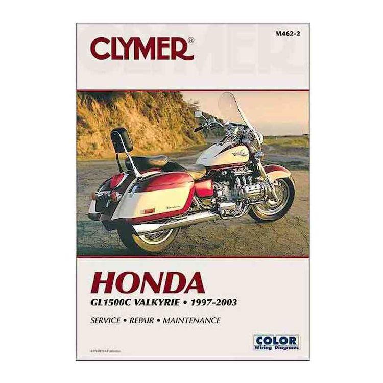 clymer manual honda gl1500 valkyrie 1997 2003 10 3 70 off rh revzilla com honda valkyrie manual free download honda valkyrie manual online