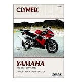 Clymer Manual Yamaha YZF-R6 1999-2004