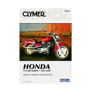 Clymer Manual Honda VT1100 Shadow 1995-2007
