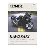Clymer Manual Kawasaki ZX900 /1000 / 1100 1984-2001