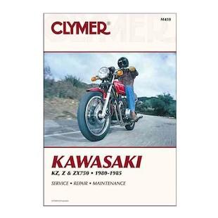 Clymer Manual Kawasaki KZ / Z / ZX750 1980-1985