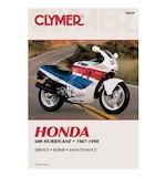 Clymer Manual Honda CBR600F 1987-1990