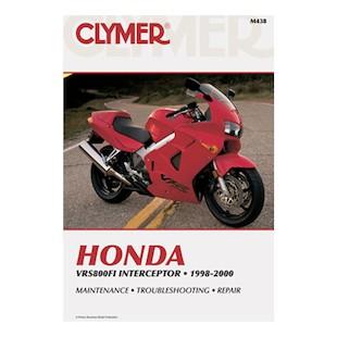Clymer Manual Honda VFR800FI 1998-2000