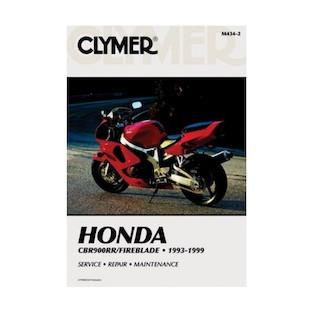 Clymer Manual Honda CBR900RR 1993-1999
