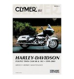 Clymer Manual Harley-Davidson FLH / FLT 1999-2005