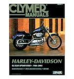 Clymer Manual Harley-Davidson XL / XLH Sportster 1986-2003