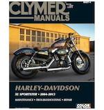 Clymer Manual Harley-Davidson XL Sportster 2004-2013