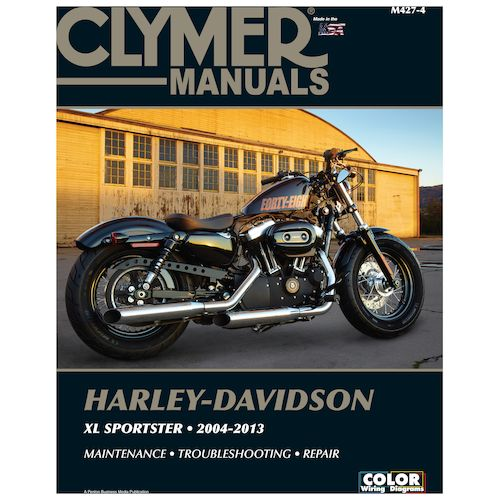 Harley Davidson Sportster 883 Service Manual 81