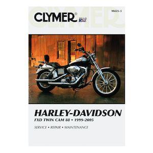 Clymer Manual Harley-Davidson FXD Twin Cam 88 1999-2005