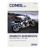 Clymer Manual Harley-Davidson FXD Evolution 1991-1998