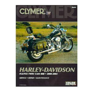 Clymer Manual Harley-Davidson FLS / FXS 2000-2005