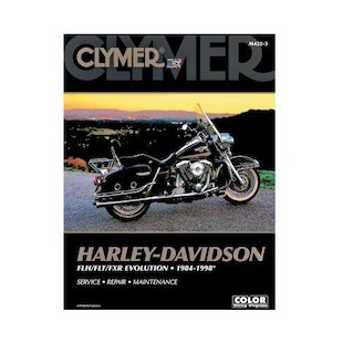 Clymer Manual Harley-Davidson FLH / FLT / FXR Evolution 1984-1998
