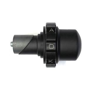 Kaoko Throttle Lock Honda CBR1000RR / CBR1100XX / VFR800 / Gold Wing F6B