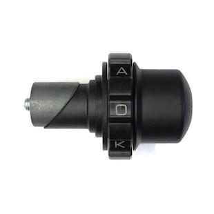 Kaoko Throttle Lock Honda CBR1000RR / CBR1100XX / VFR800 / Gold Wing F6B / CBR650F
