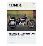 Clymer Manual For Harley Ironhead Sportster 1959-1985