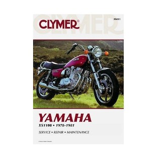 Clymer Manual Yamaha XS1100 1978-1981