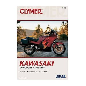kawasaki en450 en500 1985 2004 workshop service repair manua