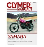 Clymer Manual Yamaha XT500 / TT500 76-81