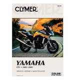 Clymer Manual Yamaha FZ1 2001-2005