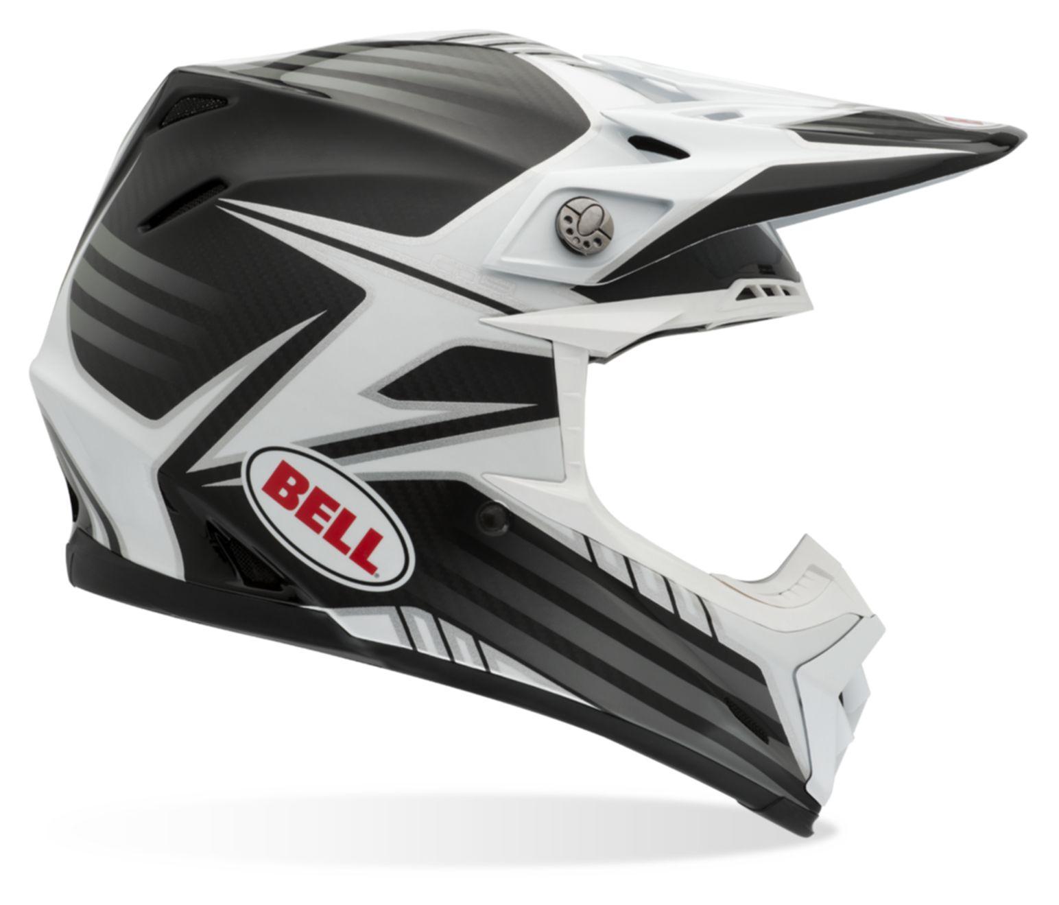 Bell Moto 9 Pinned Helmet Revzilla