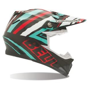 Bell Moto 9 Tagger Scrub Helmet