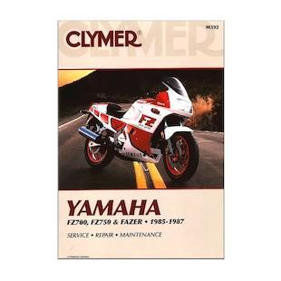 Clymer Manual Yamaha FZ700 / FZ750 / Fazer 1985-1987