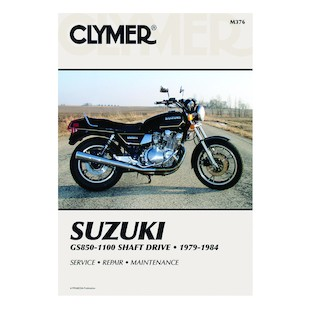 Clymer Manual Suzuki GS850 / 1000 / 1100 1979-1984