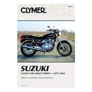 Clymer Manual Suzuki GS850 / 1000 / 1100 1979-1984