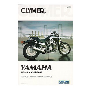 Clymer Manual Yamaha V-Max 1988-2007
