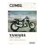 Clymer Manual Yamaha V-Max 1988-2007