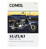 Clymer Manual Suzuki GS550 1977-1986