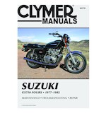 Clymer Manual Suzuki GS750 Fours 1977-1982