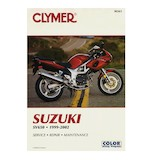 Clymer Manual Suzuki SV650 1999-2002