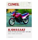 Clymer Manual Kawasaki EX500 / GPZ500S / Ninja 500R