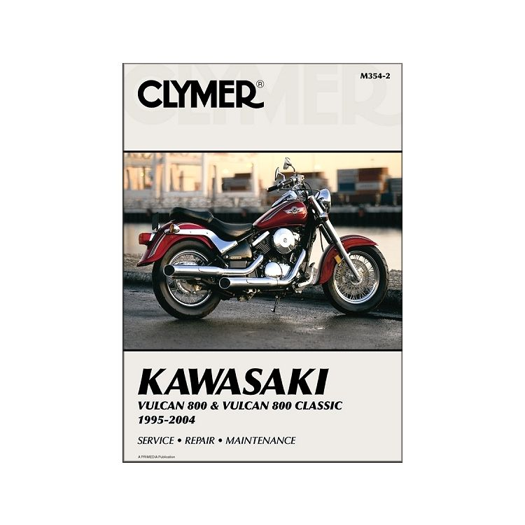 Clymer Manual Kawasaki Vulcan 800 1995-2005