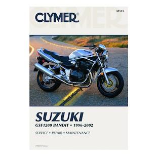 Clymer Manual Suzuki GSF1200 Bandit 1996-2003