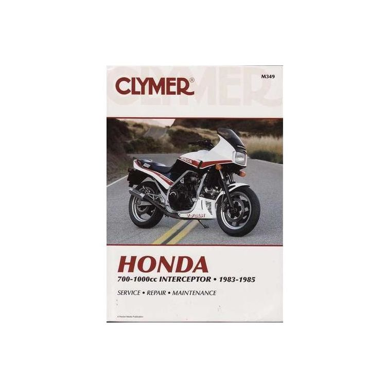 Clymer Manual Honda VF700F / 750F / 1000F 1983-1985
