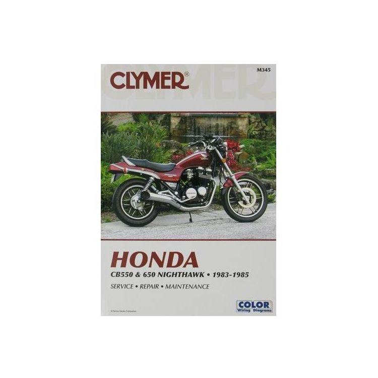 Clymer Manual Honda CB550 / CB650 1983-1985