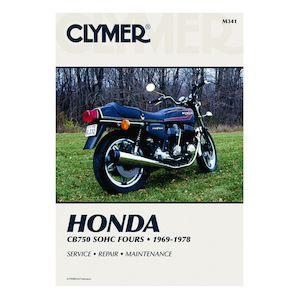 Clymer Manual Honda CB750 SOHC 1969-1978