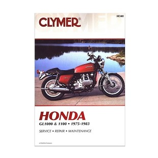 Clymer Manual Honda GL1000 / GL1100 1975-1983