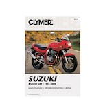 Clymer Manual Suzuki Bandit 600 1995-2000