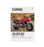 Clymer Manual Suzuki Bandit 600 1995-2000