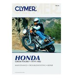 Clymer Manual Honda CB650 Fours 1979-1982