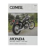 Clymer Manual Honda 400 - 450 Twins 1978-1987