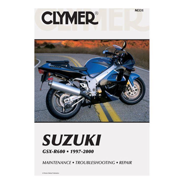 Clymer Manual Suzuki GSX-R600 1997-2000