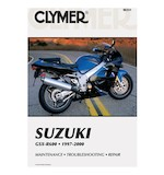 Clymer Manual Suzuki GSX-R600 1997-2000