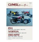 Clymer Manual British Street Bikes