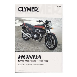 Clymer Manual Honda CB900 - 1100 Fours 1980-1983
