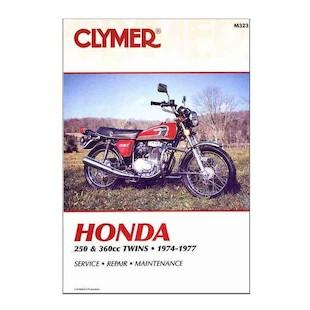Clymer Manual Honda 250 / 360 Twins 1974-1977